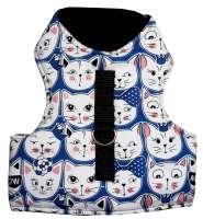 Kitty Jacket MEOW en coton fabriqué en Allemagne