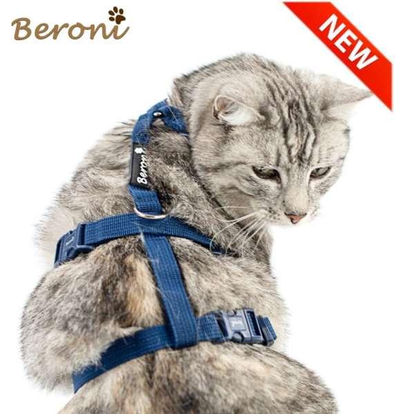 Harnais de sécurité supérieur anti-cassure Safety Harness Classic bleu